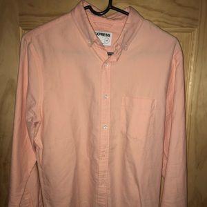 Express coral shirt